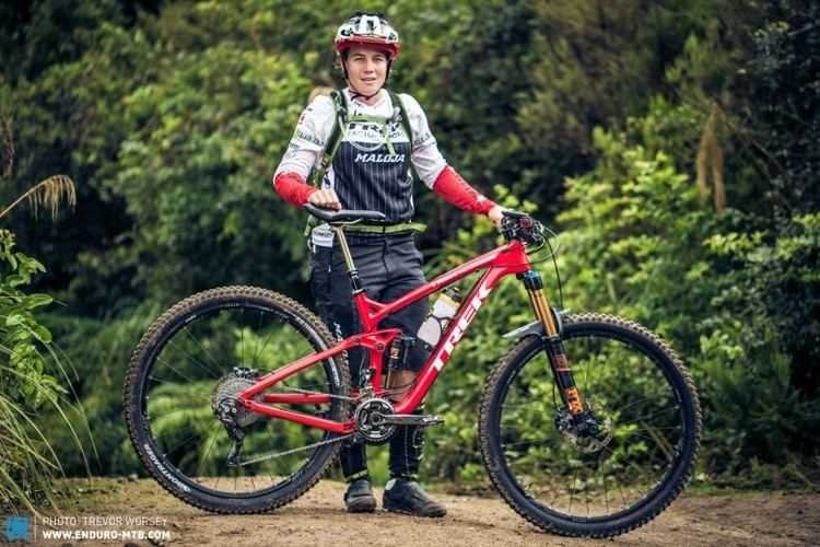 Tracy Moseley Tracy Moseley Race Diary from Rotorua Chasing Seconds ENDURO