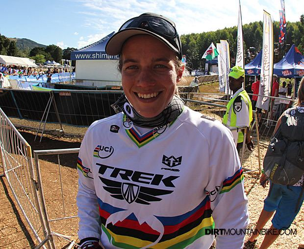 Tracy Moseley Tracy Moseley Wins Pietermaritzburg UCI World Cup in South