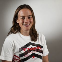 Tracy Moseley Tracy Moseley on Snow Biking Racing and Starting a