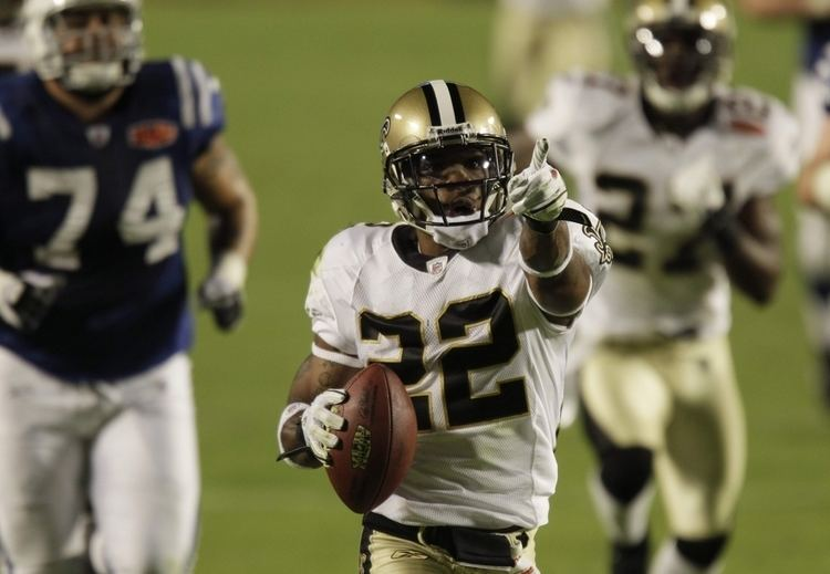 Tracy Porter Louisiana native Tracy Porter seals New Orleans39 first