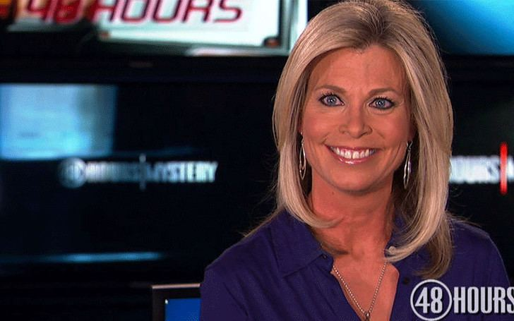 Tracy Smith (journalist) Tracy Smith News net worth career journalism and more