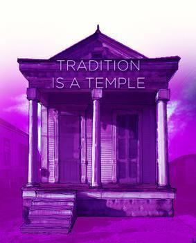 Tradition Is a Temple movie poster