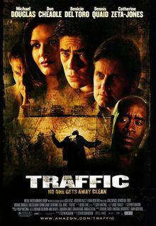 Traffic (2000 film) movie poster