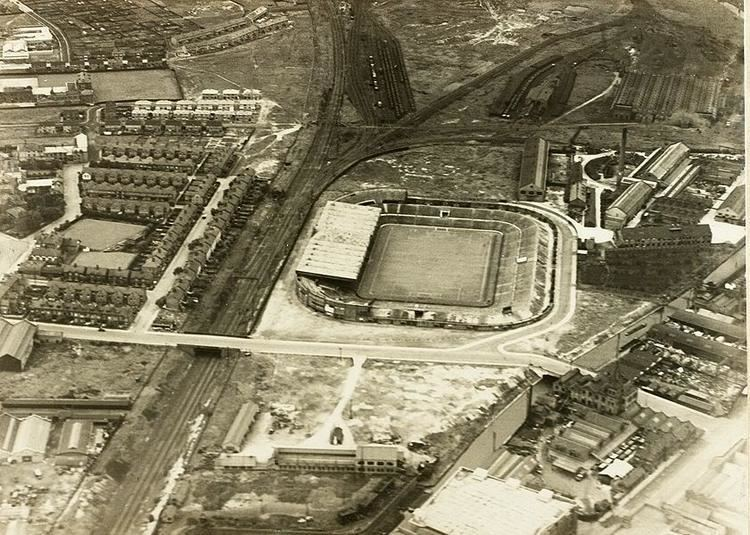 Trafford in the past, History of Trafford