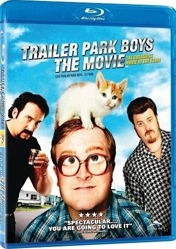 Trailer Park Boys: The Movie Trailer Park Boys The Movie Bluray Canada