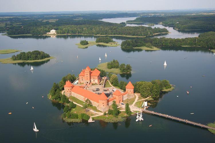 Trakai in the past, History of Trakai