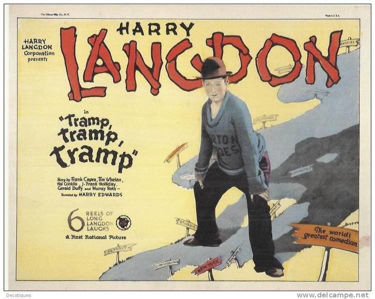 Tramp Tramp Tramp 1926 is an American comedy silent film