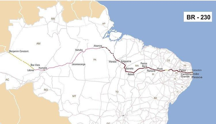 Trans-Amazonian Highway