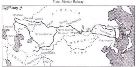 Trans-Caspian railway Land Transportation System Road Railways and Pipelines with maps