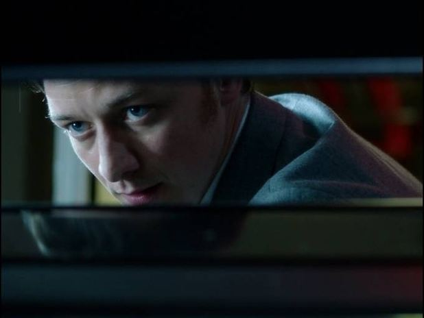 Trans (film) movie scenes Trance James McAvoy