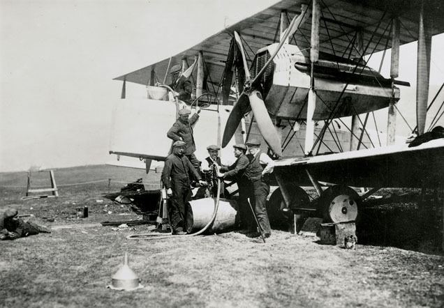 Transatlantic flight of Alcock and Brown Vickers Vimy Biplane Past InnovationsGreat British Innovation Vote