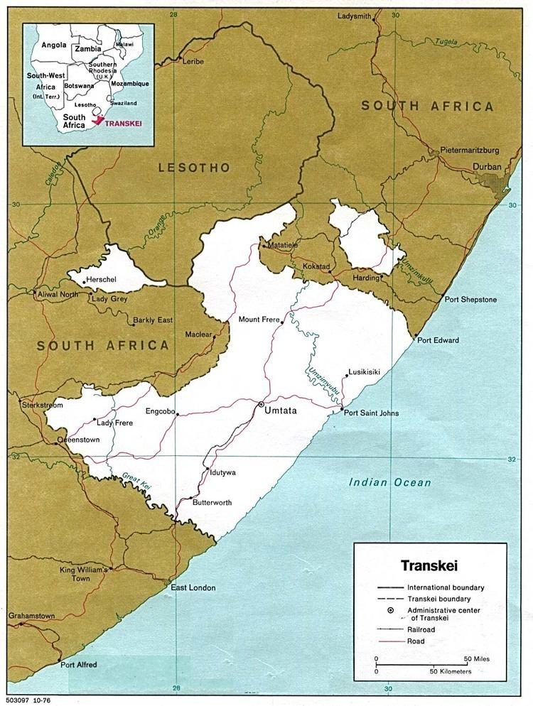 Transkei Republic of Transkei