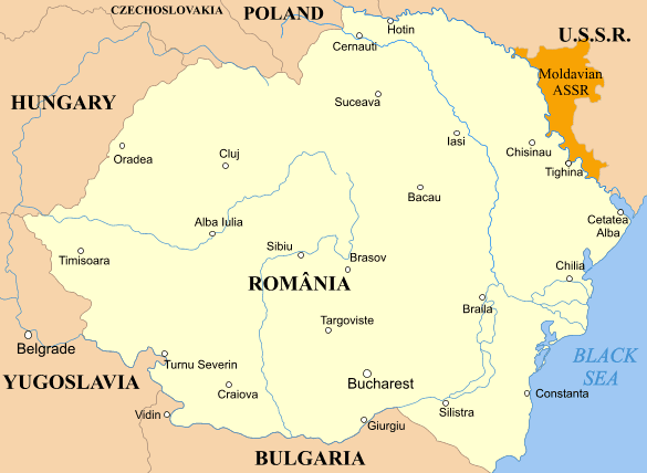 Transnistria in the past, History of Transnistria