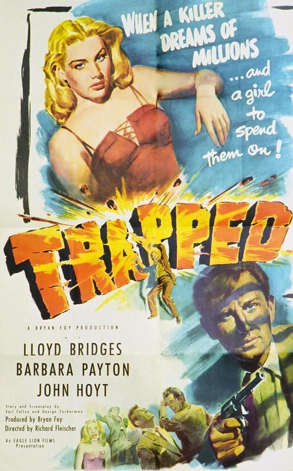 Trapped (1949 film) Streamline The Official Filmstruck Blog The Counterfeiter