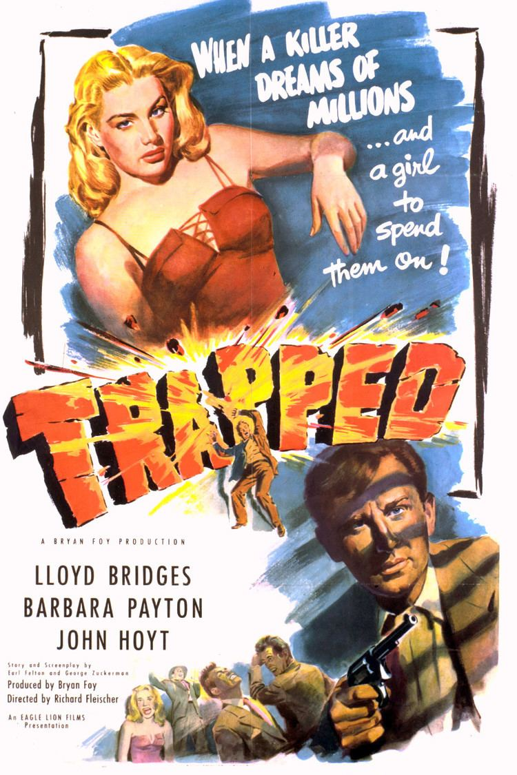 Trapped (1949 film) wwwgstaticcomtvthumbmovieposters39860p39860