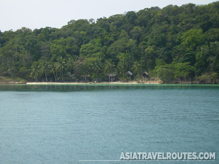 Trat Province Tourist places in Trat Province