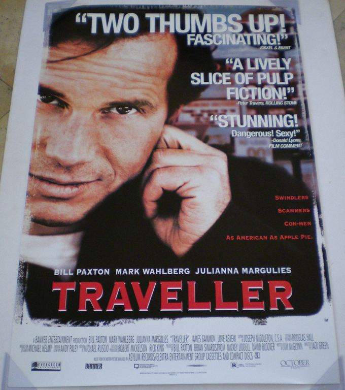 TRAVELLER MOVIE POSTER 1 Sided ORIGINAL ROLLED 27x40 eBay