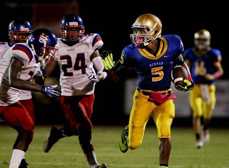 Travis Rudolph Chance to play right away one reason Cardinal Newman WR