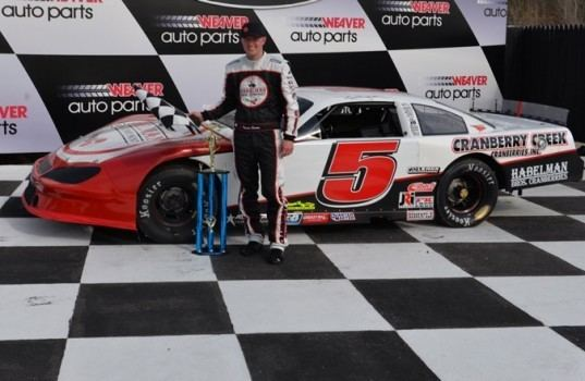 Travis Sauter Travis Sauter Ices Another Victory At Dells Raceway Park Speed 51