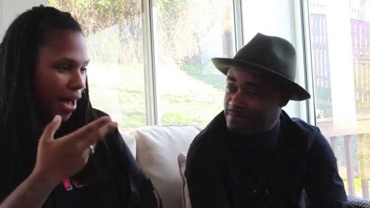 Tray Chaney Tray Chaney On Starring As Poot on HBOs The Wire YouTube