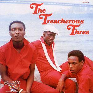 Treacherous Three The Treacherous Three album Wikipedia