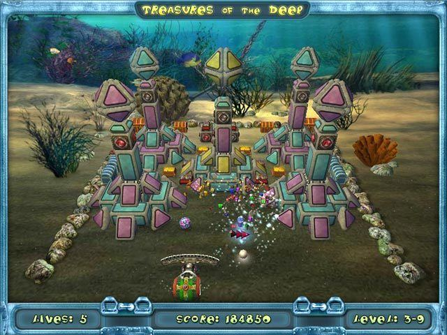 Treasures of the Deep Treasures of the Deep iPad iPhone Android Mac PC Game Big Fish