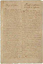 Treaty of Alliance (1778) httpsuploadwikimediaorgwikipediacommonsthu