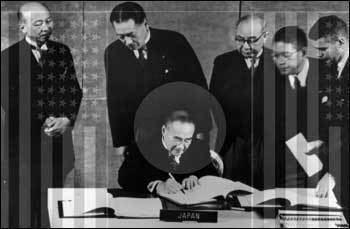 Treaty of San Francisco San Francisco Peace Treaty