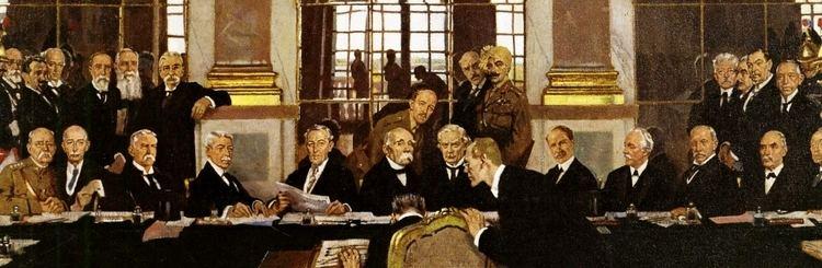 Treaty of Versailles Treaty of Versailles World War I HISTORYcom