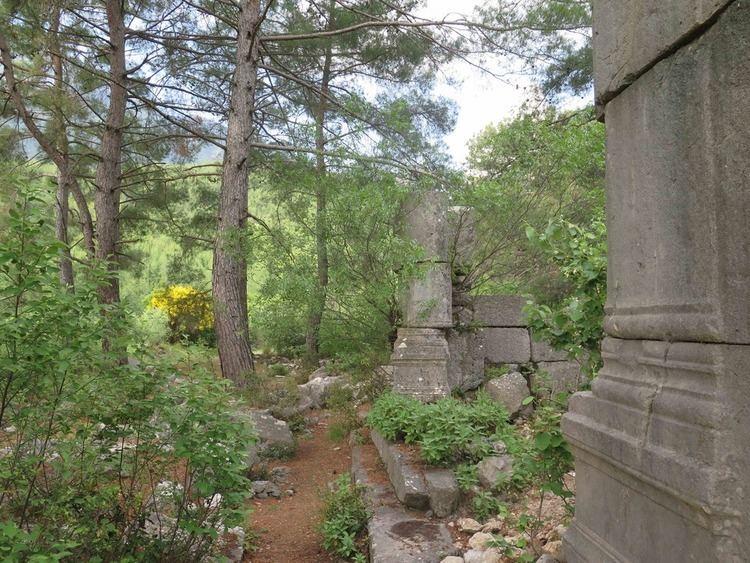 Trebenna Antik Kenti (Geyik Bayırı)