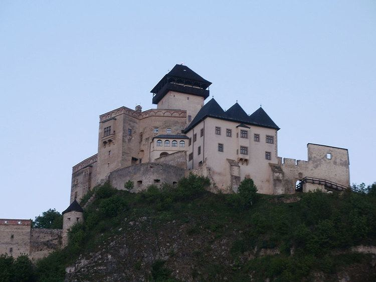 Trencin in the past, History of Trencin