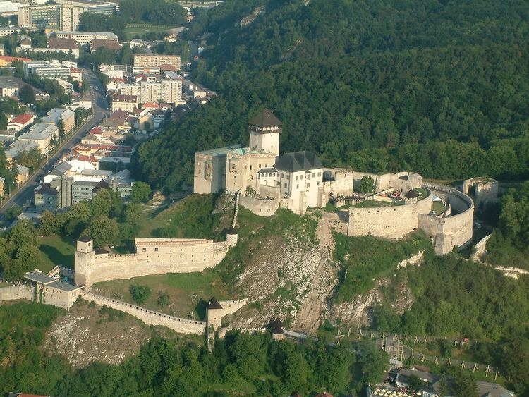 Trencin Tourist places in Trencin