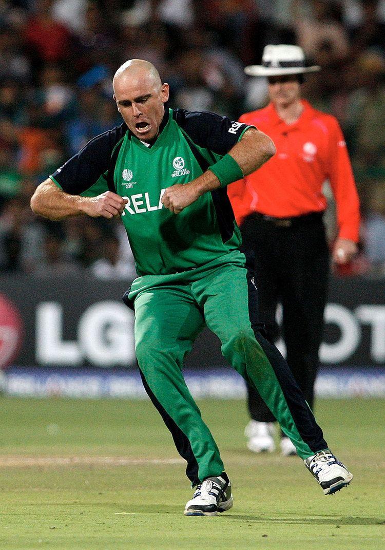 Trent Johnston (Cricketer)