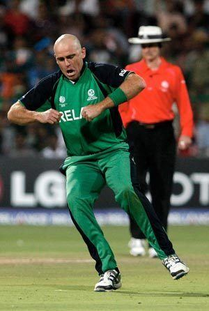 Trent Johnston Pioneer of Irish cricket Cricket Country