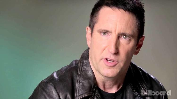 Trent Reznor Trent Reznor The Billboard Shoot YouTube