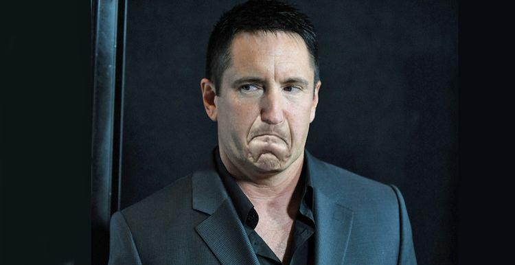 Trent Reznor TrentReznorFrowningjpg