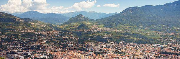 Trento Beautiful Landscapes of Trento