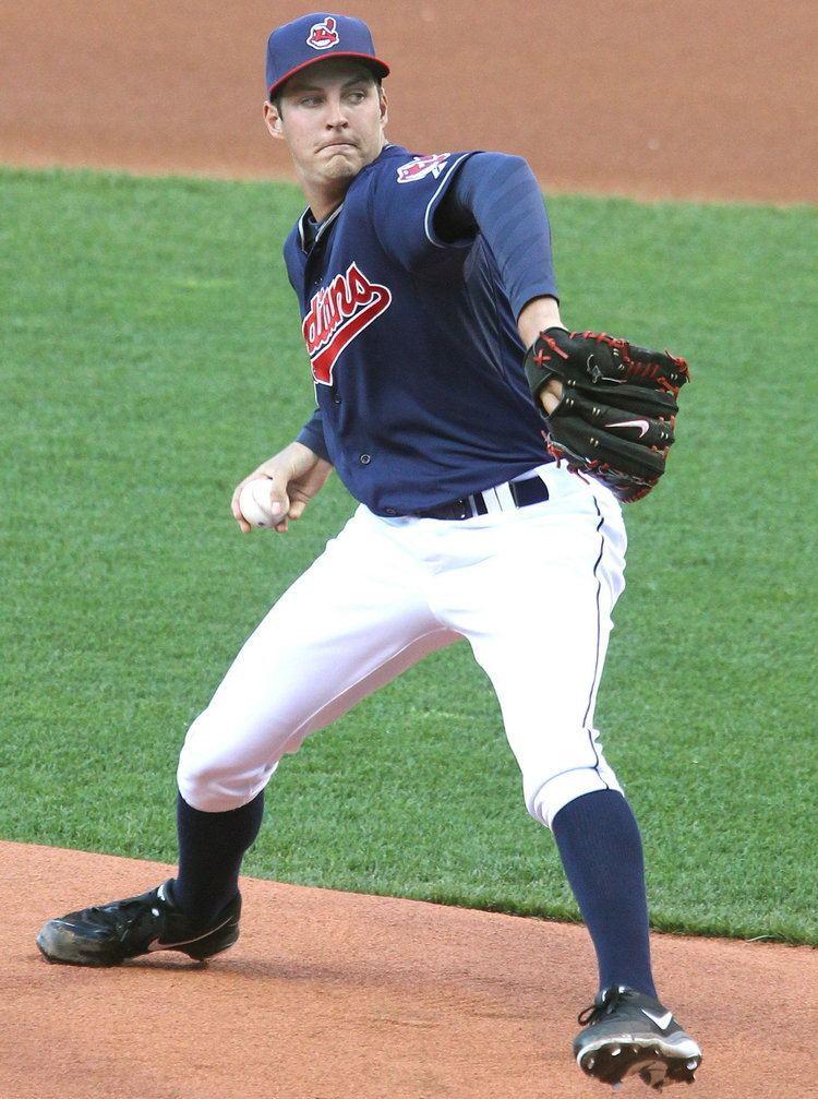 Trevor Bauer Trevor Bauer Cleveland Indians pitcher 2013 clevelandcom
