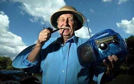Trevor Baylis Inventor Trevor Baylis attacks BBC39s Dragon39s Den Telegraph