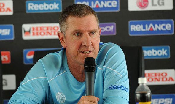 Trevor Bayliss England set to appoint Trevor Bayliss as new coach