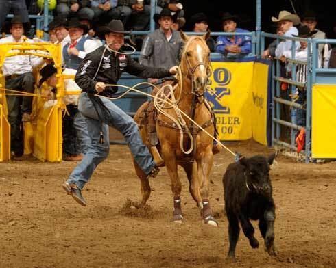Trevor Brazile NFRTrevorBrazile The Equestrian News