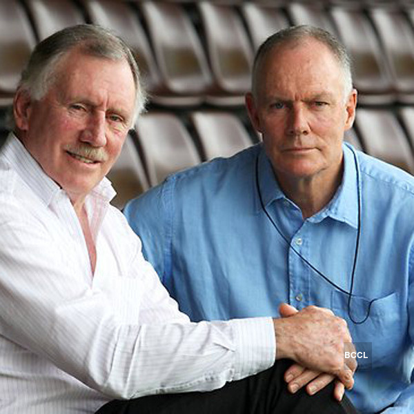 Ian Greg and Trevor Chappell representated Australian cricket team