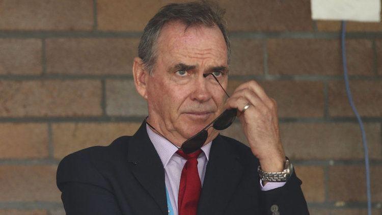Trevor Hohns Trevor Hohns replaces Rod Marsh as Australias chairman of selectors