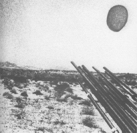 Trevor James Constable UFO Ufology Sky Critters of Trevor James Constable