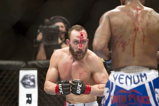 Trevor Smith (fighter) UFC Fight Night 35 Trevor Smith vs Brian Houston full
