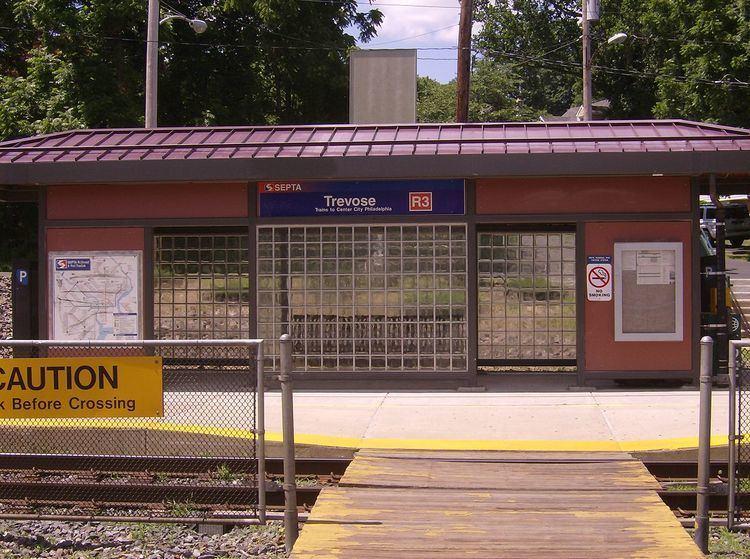 Trevose station