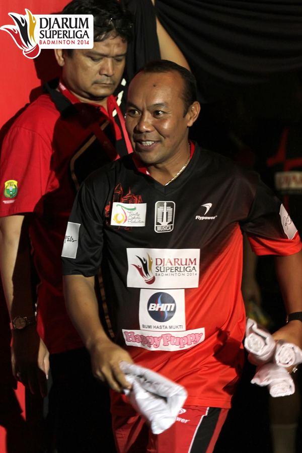 Tri Kusharjanto Djarum Badminton Djarum Superliga Badminton 2014 H4 Tri