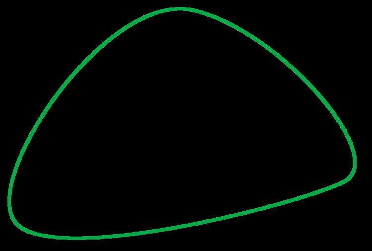 Tri-oval