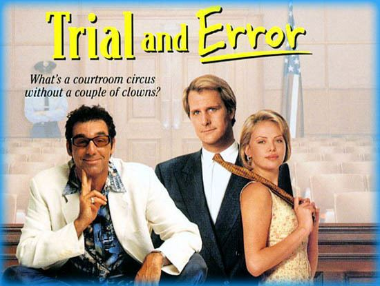 Trial and Error (1997 film) Trial and Error 1997 Movie Review Film Essay