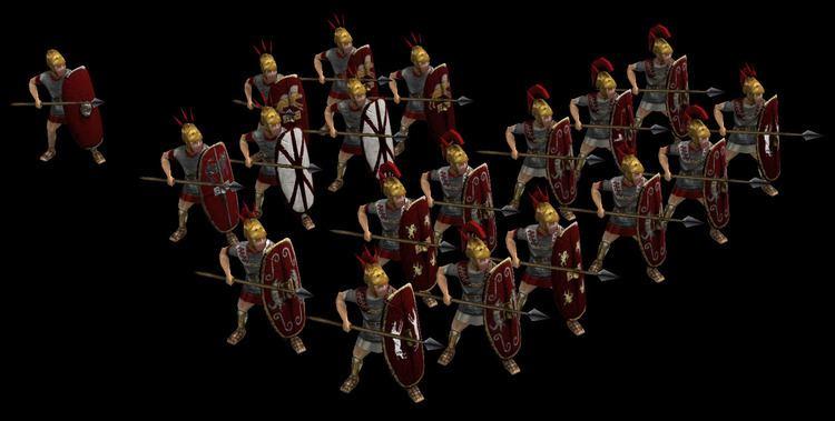 Triarii Roman Triarii image 0 AD Empires Ascendant Mod DB
